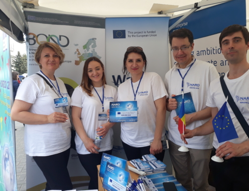 BOND Project at the Cahul European City 2019