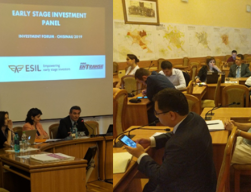 Early Stage Investment Training Session