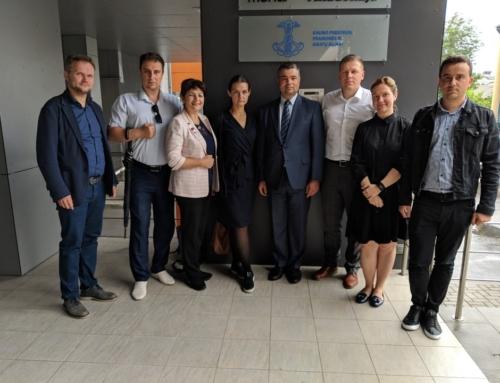 Misiune de Afaceri în Lituania