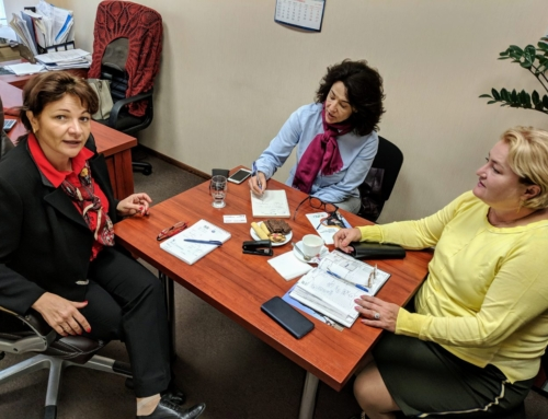 Work meeting within the BOND Project