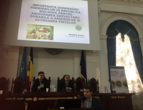 BOND Project presentation within the Mid Term Conference – Cluster support for digital transformation in Agro Food Sector