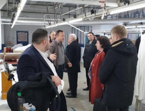 Companiile din cadrul Centrului de Afaceri TTH Soroca contribuie activ la depășirea stării de criză în care se află Republica Moldova
