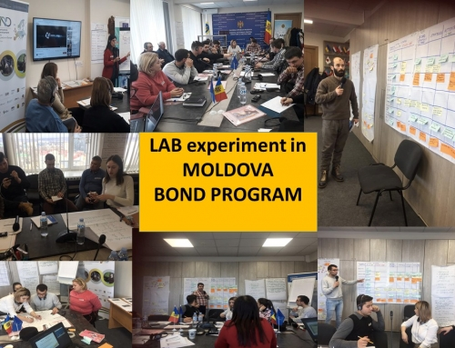 Lab experiment in Moldova Event 3: Session 1 – Cooperative successful experiences