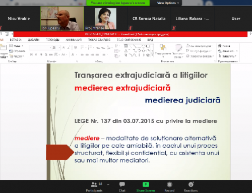 Relații Contractuale, Relații de Muncă și Consilierea Juridică